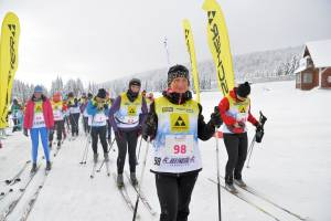 Bieg narciarski tylko dla kobiet w sobotę 13 stycznia