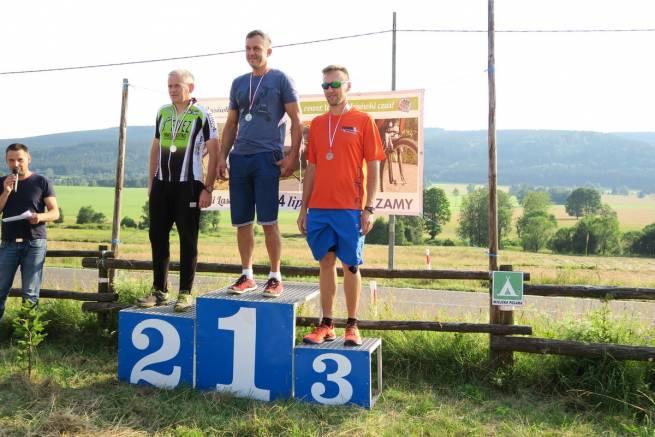 Rewelacyjne wyniki teamu nabiegowkach.pl w III Klasyku w Lasówce
