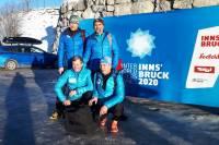 WWMG2020: srebro dla sztafety teamu nabiegowkach.pl w Zimowych Igrzyskach Mastersów
