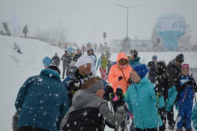 Luty miesiącem biegowych emocji w Chochołowskich Termach