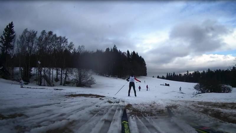 VII Bieg Pabla – trochę po śniegu, trochę po trawie