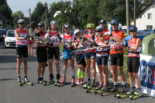 Team nabiegowkach.pl zgłasza trzy zespoły do cyklu Vexa Skiroll Tour 2017