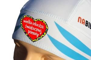Czapka Alpina nabiegowkach.pl i autograf Mistrza Świata dla WOŚP