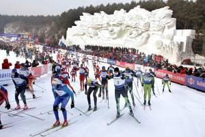 W Changchun wiedzą, jak zachęcić narciarzy do przyjazdu