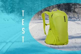 Thule Upslope20 - plecak (zbyt) dobry do wędrówek narciarskich [TEST]