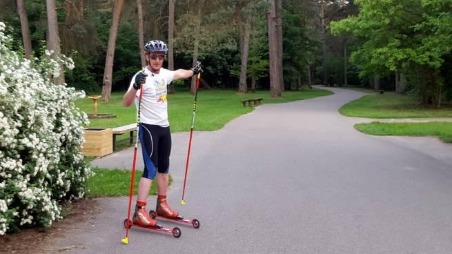 Wizytowaliśmy miejsca letniego obozu rekreacyjno-sportowego Litwa 2016