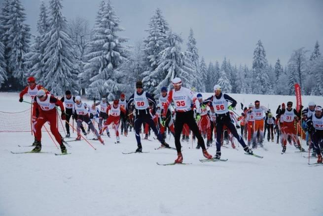 Słaba zima w Górach Bystrzyckich. Odwołują biegi na przełomie stycznia i lutego