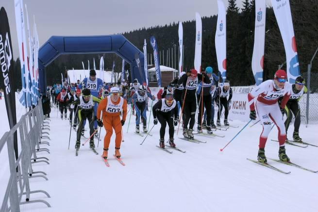 Zaledwie 66 osób ukończyło 39. Bieg Piastów na 15 km dowolną techniką