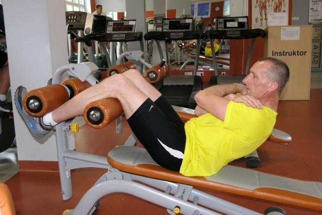 Trening obwodowy na siłowni [FILM]