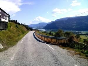 Norwegia zachwyca krajobrazem