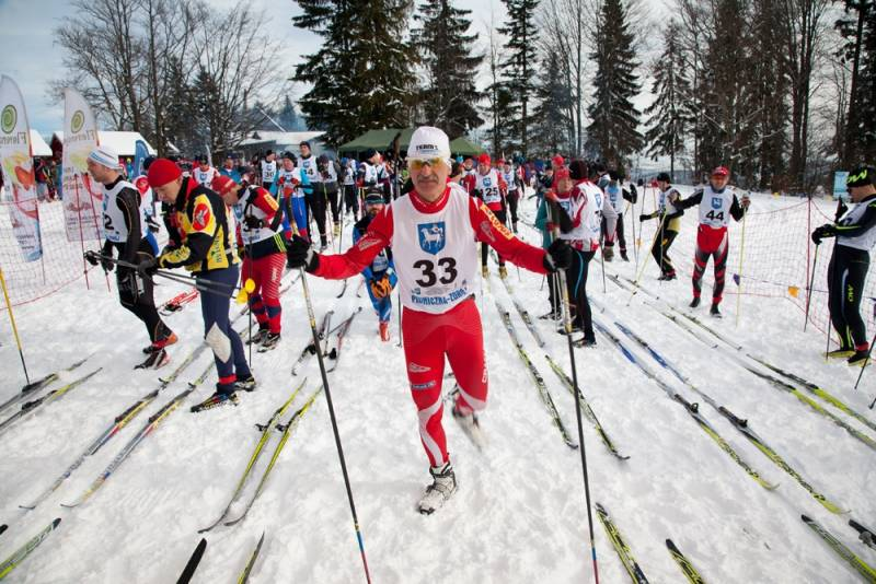 Mistrzostwa Polski Amatorów w biegach narciarskich w ostatnią niedzielę stycznia