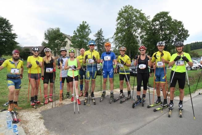Team nabiegowkach.pl I prowadzi na półmetku sezonu cyklu Vexa Skiroll Tour