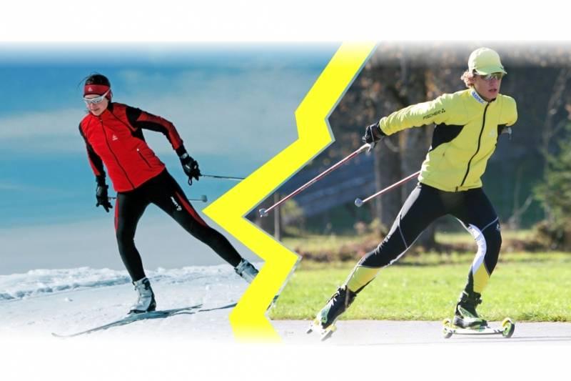 Narty biegowe - jak uprawiać ten sport cały rok