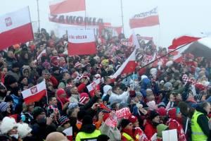 Tak kibicowali Polacy podczas Pucharu Świata w 2012 roku