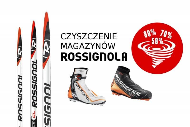 Sprzęt Rossignola z rabatami do 80% dla czytelników nabiegowkach.pl