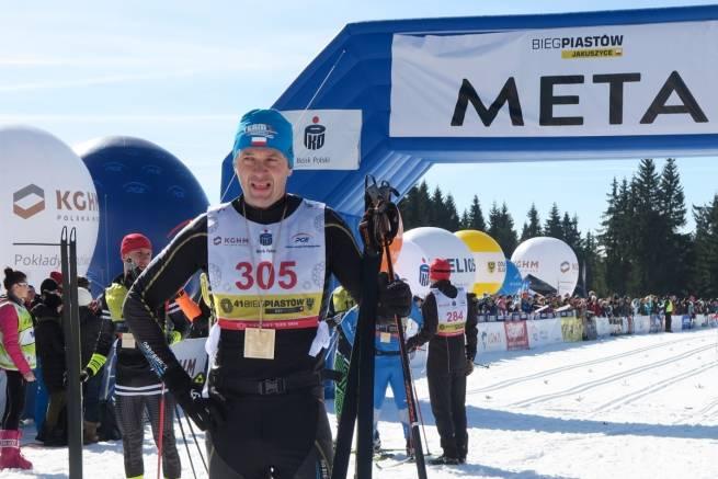 Grzegorz Legierski i Beata Nowok Mistrzami Polski Amatorów na 50 km
