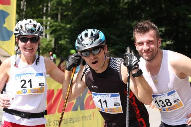 10 razy podium open i 28 w kategoriach wiekowych dla teamu nabiegowkach.pl w I turze VST