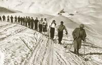 Krótka historia początków narciarstwa