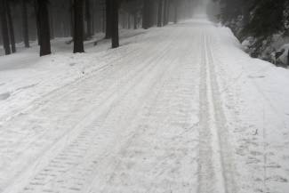 Warunki na trasach 23 lutego 2017 [RAPORT]