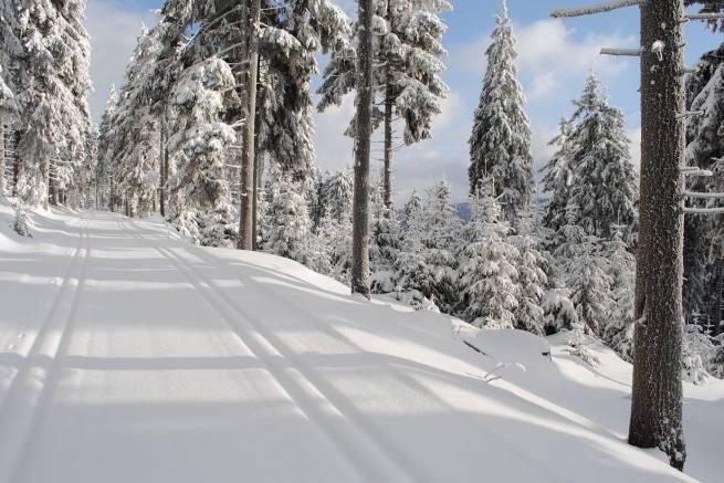 Dukt nad Spławami, Góry Bialskie