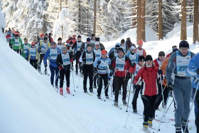 Narciarze wierzą w zimę. Już ponad 5000 zapisanych osób na Jizerską 50.