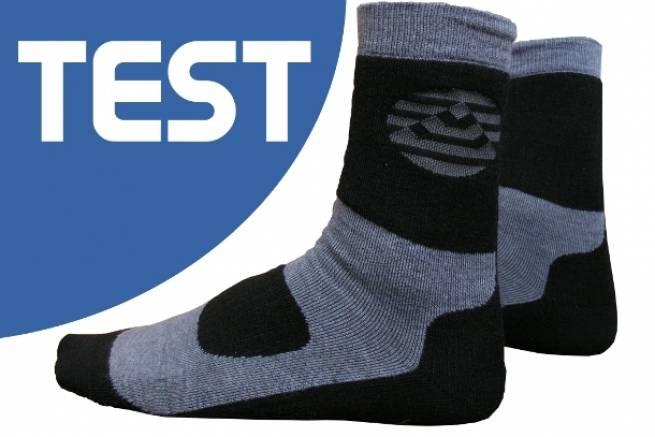 Skarpetki na biegówki - Alpina BC - TEST