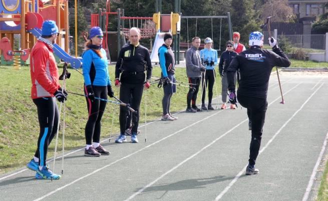 Kolejni narciarze rozpoczynają regularne treningi w programie przy teamie nabiegowkach.pl