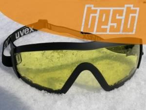 Okulary UVEX z Allegro - TEST
