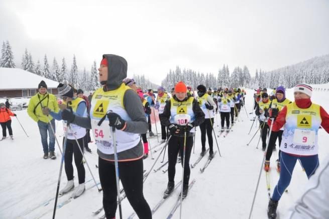 113 zawodniczek zmierzyło się w Jakuszycach w biegu tylko dla kobiet