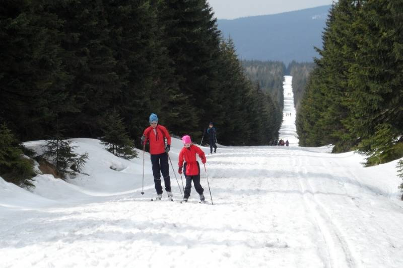 Ostatnia okazja do biegania: Śnieżna Majówka w Jakuszycach