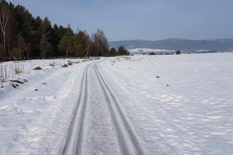 W Nowym Targu wciąż można biegać na nartach...