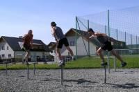 Ćwiczenia ukierunkowane na siłę specjalną [FILM]