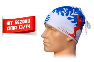 """Uniwersalna, techniczna czapka Alpina nabiegowkach.pl """"free"""" - [ZAMÓW]"""