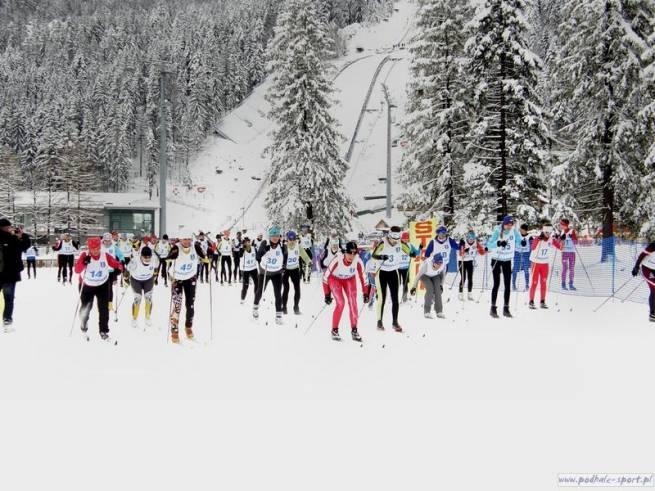 Ponad 50 zawodników wystartowało w XXXI Biegu Gąsieniców