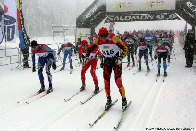 Salomon Nordic Sunday po raz pierwszy w Lubomierzu
