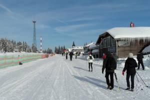 Nowa wizja zagspodarowania Polany Jakuszyckiej zakłada wyburzenie istniejącej infrastruktury