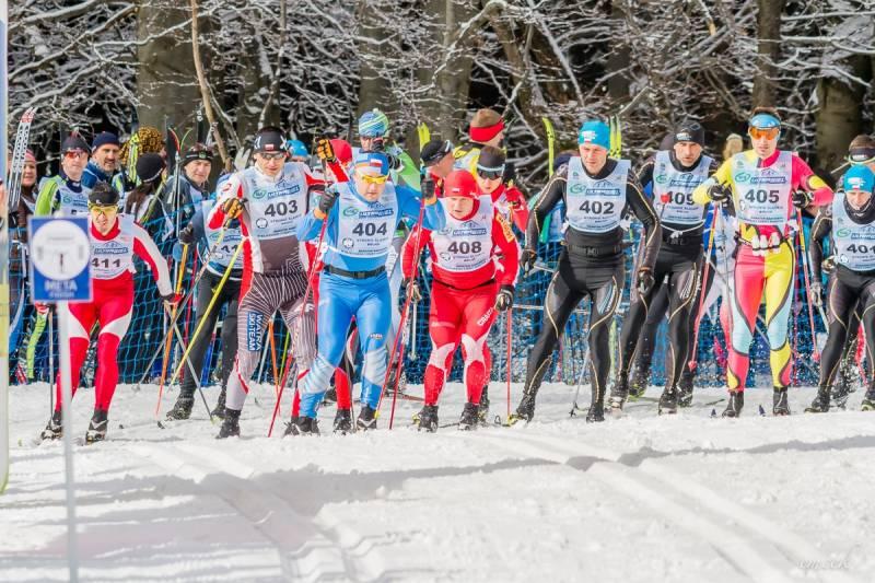 Bogusław Gracz i Emilia Romanowicz zwycięzcami najdłuższego polskiego biegu