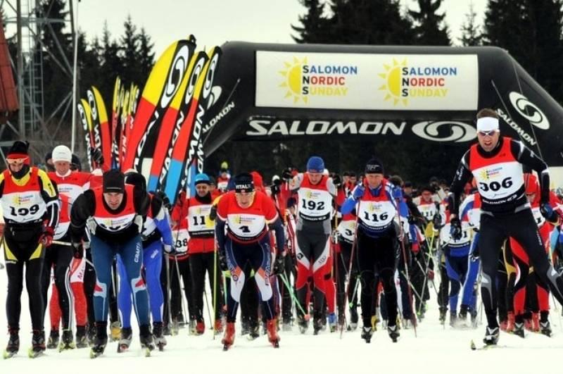 Relacja z VI Edycji Salomon Nordic Sunday