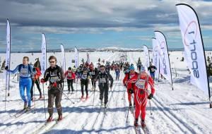 Birkebeinerrennet to jeden z największych narciarskich biegów na świecie