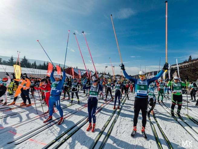 42. Bieg Piastów - 25 km i 12 km - ponad 2000 osób na mecie