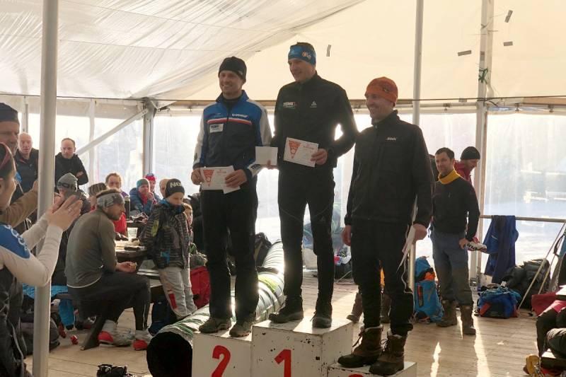 Roman Majka wygrywa czeski bieg 1000 lanových délek na 20 km klasykiem