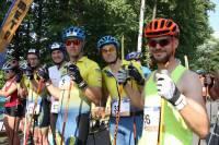 31 medali teamu nabiegowkach.pl w I turze cyklu Vexa Skiroll Tour i Grand Prix Polski na nartorolkach