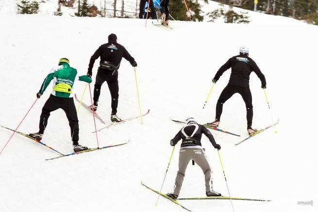W kraju śniegu nie było, zjazd teamu nabiegowkach.pl odbył się w Tatrach Słowackich