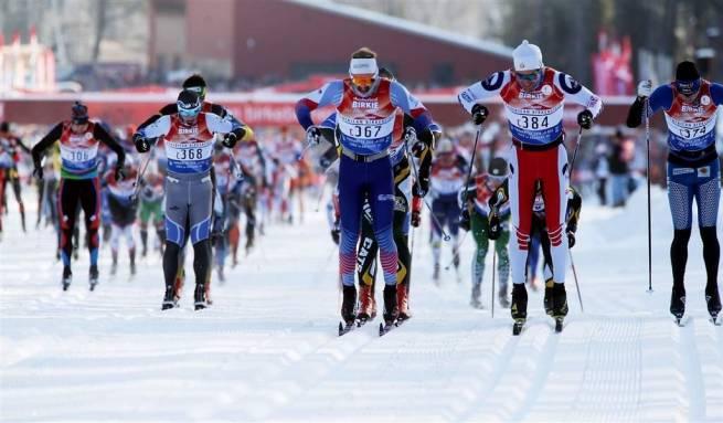 American Birkie to największy bieg narciarski w USA