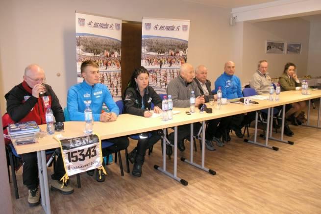 Na konferencji prasowej przed Biegiem Piastów zapowiedziano nowości