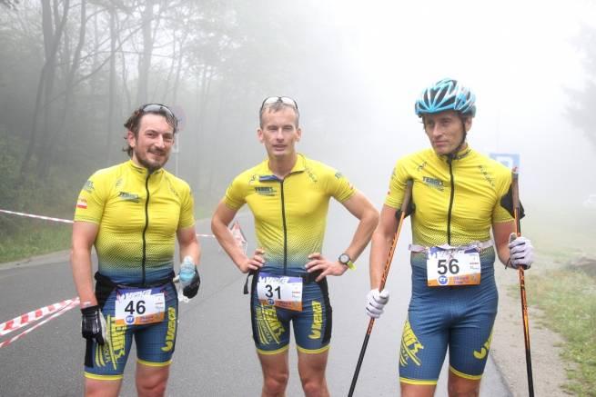 13 medali to bilans startów teamu nabiegowkach.pl w Uphillu Gór Sowich