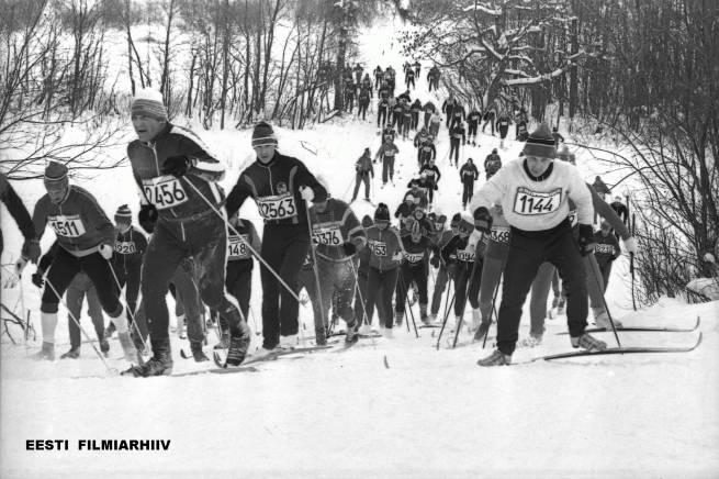 Tatru Maraton w latach 80.