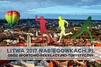 """Letni obóz nabiegowkach.pl """"Litwa 2017"""" - trenujemy i zwiedzamy [ZAPISY]"""