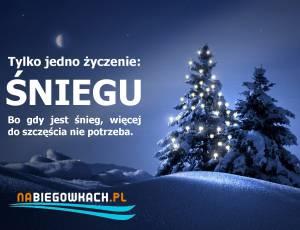 Życzymy tylko jednego (życzenia Świąteczne dla czytelników)