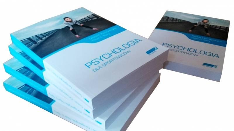 """Książka """"Psychologia dla sportowców"""" od 10 czerwca w sprzedaży"""